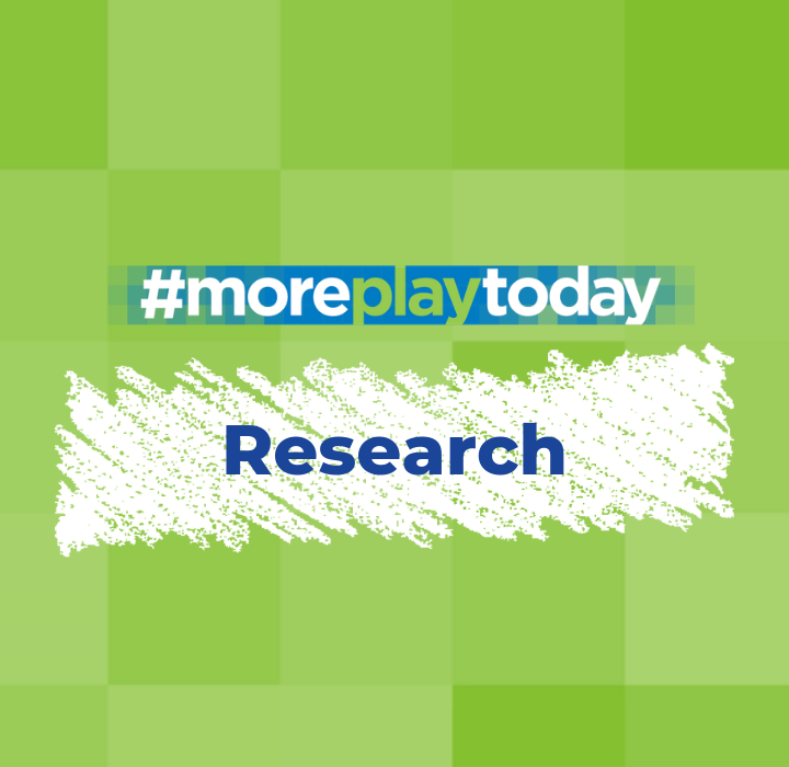 #moreplaytoday research