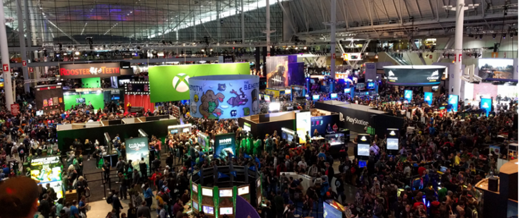 Media Moment: So Your Child Wants To Go To A Video Game Convention
