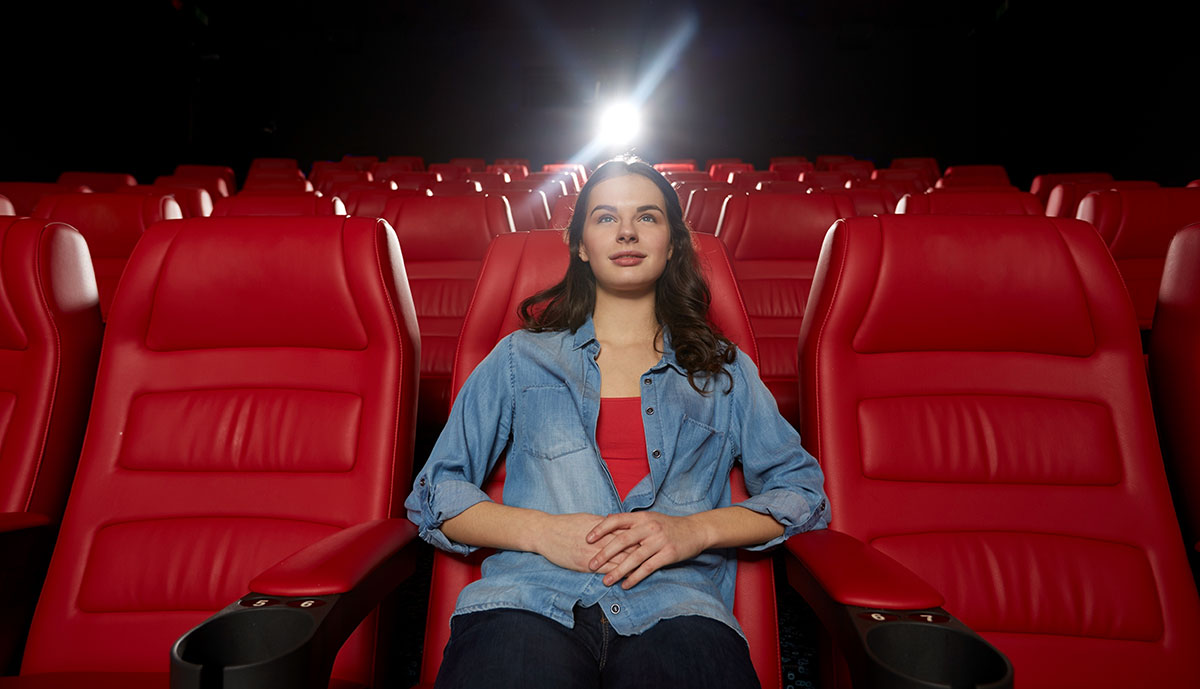 Media Moment: The Woman Who Cried Wolf and Getting Back To The Movie Theater